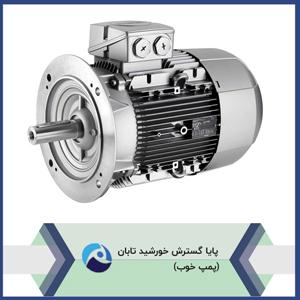 الکترو موتور فلنجی