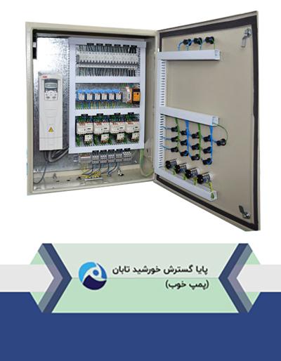تابلوی دور متغیر برای سیستمهای HVAC