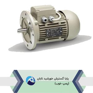 الکتروموتور-الکتروژن-تکفاز