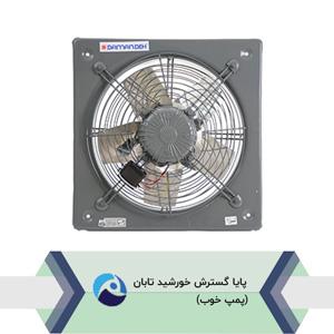 هواکش-صنعتی-پروانه-استیل